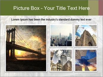 Grey Building Facade PowerPoint Template - Slide 19