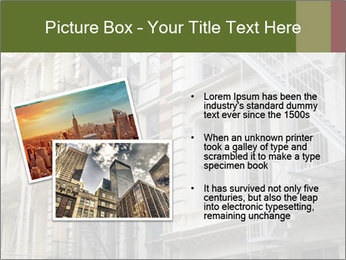 Grey Building Facade PowerPoint Template - Slide 20