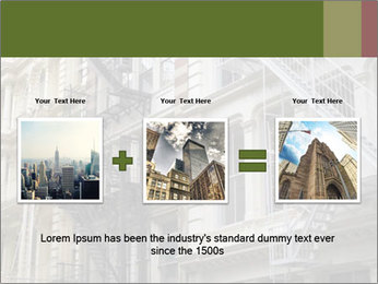 Grey Building Facade PowerPoint Template - Slide 22