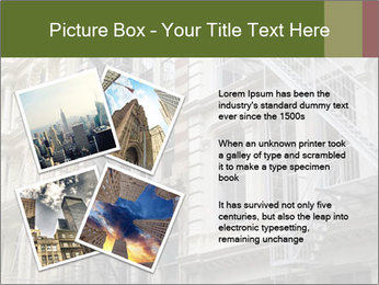 Grey Building Facade PowerPoint Template - Slide 23