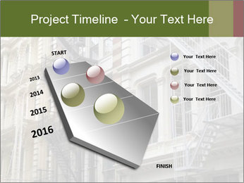 Grey Building Facade PowerPoint Template - Slide 26