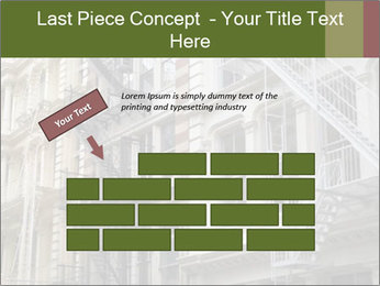 Grey Building Facade PowerPoint Template - Slide 46