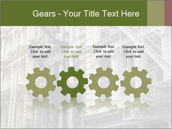 Grey Building Facade PowerPoint Template - Slide 48
