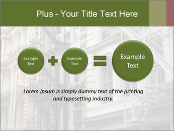 Grey Building Facade PowerPoint Template - Slide 75