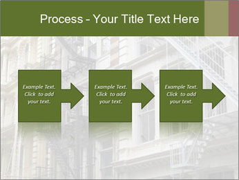 Grey Building Facade PowerPoint Template - Slide 88