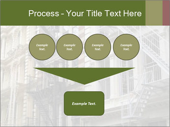 Grey Building Facade PowerPoint Template - Slide 93