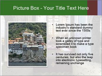 Monastery Room PowerPoint Templates - Slide 13