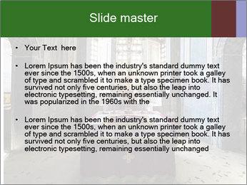 Monastery Room PowerPoint Templates - Slide 2
