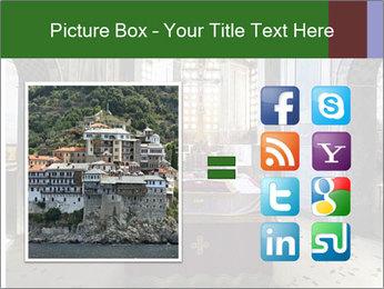 Monastery Room PowerPoint Templates - Slide 21