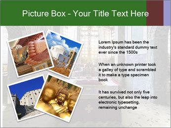 Monastery Room PowerPoint Templates - Slide 23