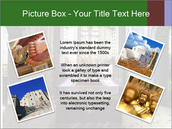 Monastery Room PowerPoint Templates - Slide 24