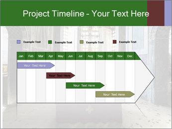 Monastery Room PowerPoint Templates - Slide 25