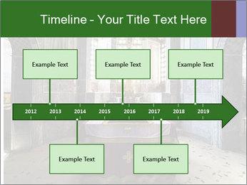 Monastery Room PowerPoint Templates - Slide 28