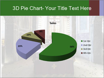 Monastery Room PowerPoint Templates - Slide 35