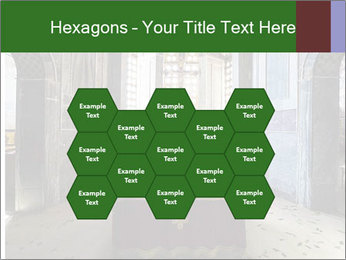 Monastery Room PowerPoint Templates - Slide 44