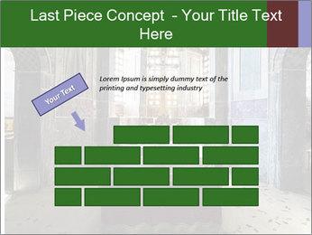 Monastery Room PowerPoint Templates - Slide 46