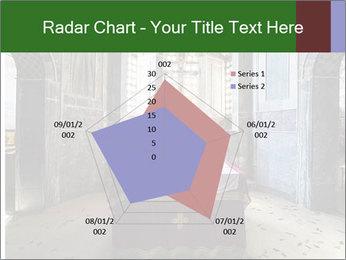 Monastery Room PowerPoint Templates - Slide 51