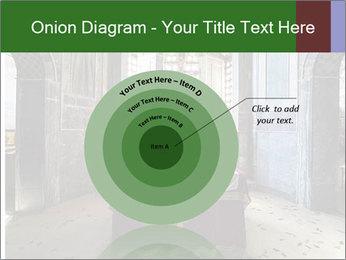 Monastery Room PowerPoint Templates - Slide 61