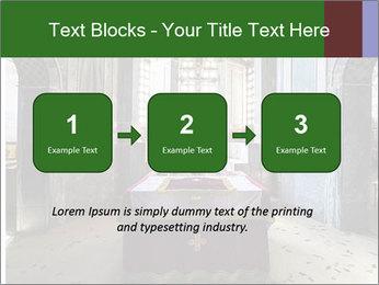 Monastery Room PowerPoint Templates - Slide 71