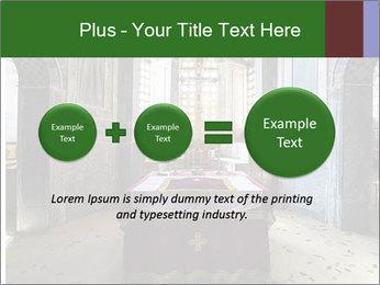 Monastery Room PowerPoint Templates - Slide 75