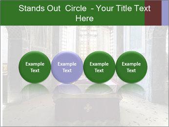 Monastery Room PowerPoint Templates - Slide 76