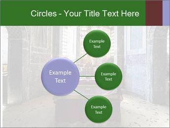 Monastery Room PowerPoint Templates - Slide 79