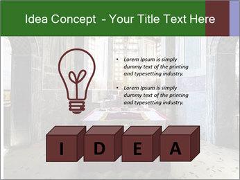 Monastery Room PowerPoint Templates - Slide 80
