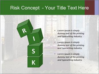 Monastery Room PowerPoint Templates - Slide 81