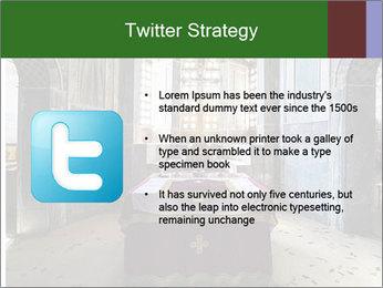 Monastery Room PowerPoint Templates - Slide 9