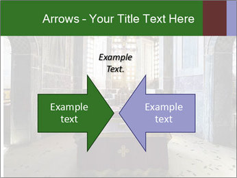 Monastery Room PowerPoint Templates - Slide 90