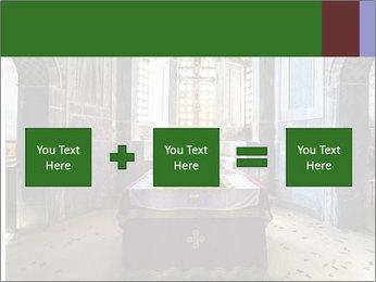 Monastery Room PowerPoint Templates - Slide 95