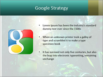 Green Jungle PowerPoint Template - Slide 10