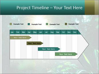 Green Jungle PowerPoint Templates - Slide 25