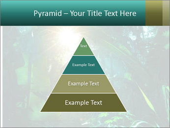 Green Jungle PowerPoint Template - Slide 30