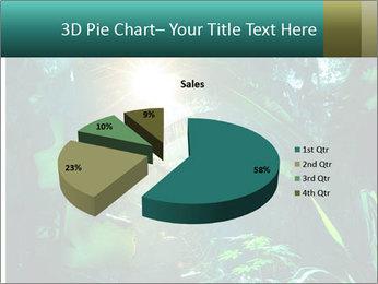 Green Jungle PowerPoint Templates - Slide 35