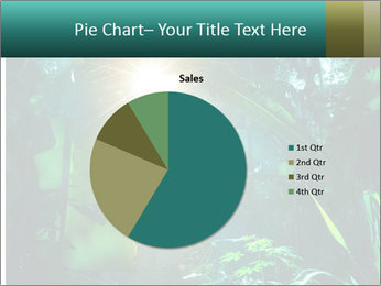 Green Jungle PowerPoint Template - Slide 36