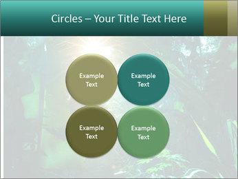 Green Jungle PowerPoint Templates - Slide 38