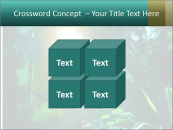 Green Jungle PowerPoint Template - Slide 39