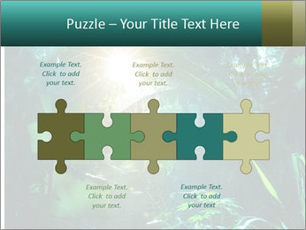 Green Jungle PowerPoint Template - Slide 41