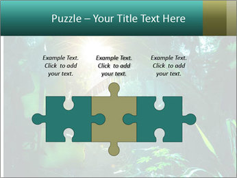 Green Jungle PowerPoint Templates - Slide 42