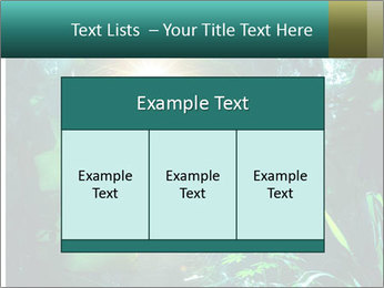 Green Jungle PowerPoint Template - Slide 59