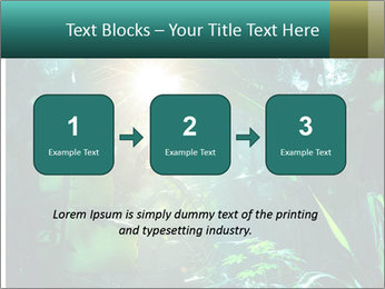 Green Jungle PowerPoint Template - Slide 71