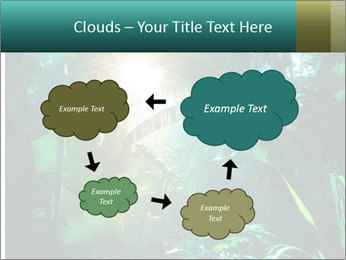 Green Jungle PowerPoint Template - Slide 72