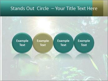 Green Jungle PowerPoint Templates - Slide 76