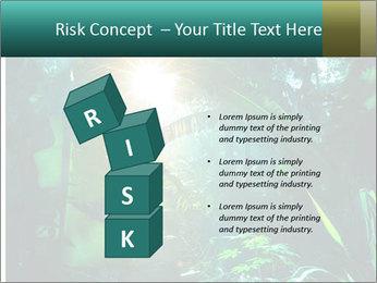 Green Jungle PowerPoint Templates - Slide 81