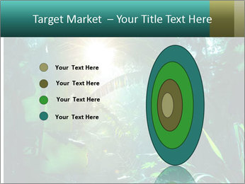 Green Jungle PowerPoint Templates - Slide 84
