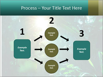 Green Jungle PowerPoint Template - Slide 92