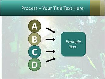 Green Jungle PowerPoint Templates - Slide 94