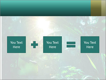 Green Jungle PowerPoint Template - Slide 95
