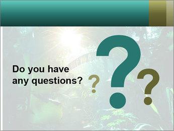 Green Jungle PowerPoint Templates - Slide 96